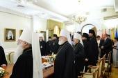 Учреждена Двусторонняя комиссия по диалогу между Русской Православной Церковью и Эфиопской Церковью