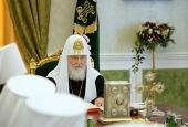 На зимнюю сессию 2018-2019 гг. вызваны новые временные члены Священного Синода