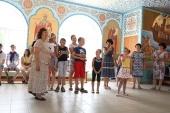 В Шахтинской епархии началась реализация проекта по оказанию помощи семьям с детьми-инвалидами и детьми с ограниченными возможностями здоровья
