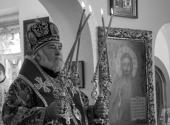 Патриаршее соболезнование в связи с кончиной епископа Ивано-Франковского Тихона