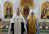Иеромонах Ипатий (Голубев), избранный епископом Анадырским и Чукотским, возведен в сан архимандрита