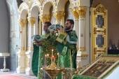 В Богородице-Рождественском ставропигиальном монастыре отпраздновали 25-летие возрождения обители