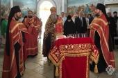 На Сергиевском подворье в Иерусалиме почтили память Царской семьи