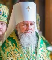 Феодор, митрополит Мукачевский и Ужгородский (Мамасуев Александр Семенович)