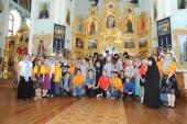 В Покрово-Эннатском монастыре в Башкирии прошел слет добровольцев «Православный навигатор»