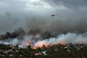 Соболезнования Святейшего Патриарха Кирилла в связи с гибелью людей в результате пожаров в Греции
