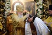 Протоиерей Михаил Рязанцев: Молодым священникам нужна духовная поддержка