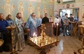 Епископ Балашихинский Николай возглавил престольные торжества в храме на Казанском вокзале российской столицы