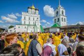 В Пскове состоялись торжества в честь покровительницы Псковской земли святой княгини Ольги
