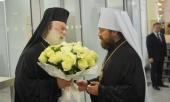 В Москву прибыл Предстоятель Александрийской Православной Церкви