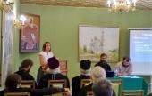 Синодальный отдел по благотворительности провел выездной практический семинар в Абакане
