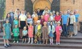 В Ивановской митрополии прошел детский лагерь, посвященный 1030-летию Крещения Руси