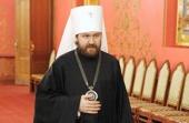 Митрополит Волоколамский Иларион: Конфликты уйдут, а единство народов Руси останется