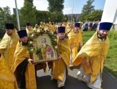 Торжества, посвященные 1030-летию Крещения Руси, состоялись в Санкт-Петербурге
