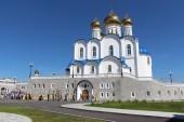 В День Крещения Руси престольный праздник встретили в Камчатском Морском соборе