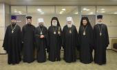 Завершился визит Предстоятеля Александрийской Православной Церкви в Москву