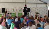 При поддержке Синодального отдела по делам молодежи в Дивееве проходит I межрегиональной форум православной молодежи «Радость моя»