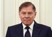 Вітання Святішого Патріарха Кирила Голові Верховного Суду Росії В.М. Лебедєву з 75-річчям від дня народження