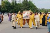 В Рязанской митрополии состоялись торжества в день памяти блаженной Матроны Анемнясевской
