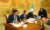 В Москве прошло заседание Попечительского совета по возрождению Саровской пустыни и Дивеевского монастыря