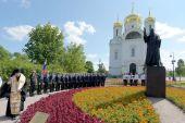 Памятник героям Первой мировой войны освящен в Царском Селе