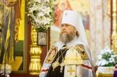 Митрополит Астанайский Александр: «Воспринимать священство как бесценный дар Христа»