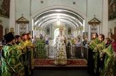 В Курске прошли торжества в честь праздника Собора Курских святых