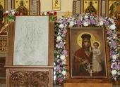 В киевском Введенском монастыре прошли торжества по случаю 25-летия явления иконы Богородицы «Призри на смирение»