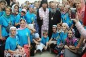 Состоялся I Всеукраинский православный молодежный фестиваль «Ортофест»