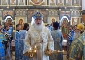 Председатель Издательского Совета возглавил торжества престольного праздника монастыря в честь Калужской иконы Божией Матери города Калуги