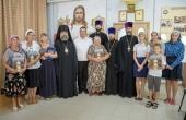 В Ейской епархии оказывают помощь пострадавшим от стихийного бедствия