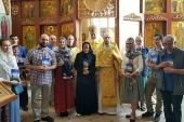На Киевском вокзале в Москве прошла презентация новых книг, выпущенных Издательством Московской Патриархии