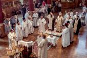 В 15-ю годовщину со дня кончины митрополита Сурожского Антония (Блума) в Лондоне прошли памятные богослужения