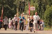 Международный Одигитриевский крестный ход прибыл в Смоленскую область