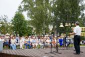 В Елабуге завершился XI Всероссийский фестиваль колокольного звона