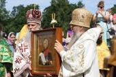 В Рыбинской епархии прошел V Всероссийский фестиваль патриотической песни имени святого Феодора Ушакова