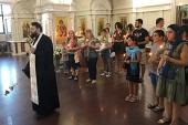 В Ростове почтили память ассирийских мучеников