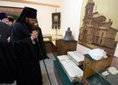 В Пятигорской епархии открыт музей, посвященный 130-летию Православия в регионе Кавказских Минеральных Вод