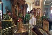 В московском представительстве Православной Церкви в Америке почтили память преподобного Германа Аляскинского