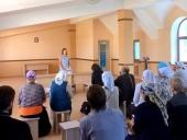 В Иркутской епархии Синодальный отдел по благотворительности провел семинар для социальных работников