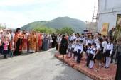 Престольный праздник встретили в Пантелеимоновом монастыре Камчатки
