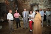 При поддержке государства в Туровской епархии будет восстановлен Юровичский монастырь