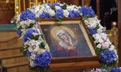 В Дивеевском монастыре отметили праздник иконы Божией Матери «Умиление» Серафимо-Дивеевской