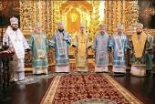 В Смоленске прошли торжества в честь Смоленской иконы Божией Матери