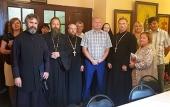 В Бежецкой епархии состоялись лекции на тему «Актуальные вызовы духовной безопасности»