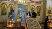 Старинный Тихвинский образ Богородицы возвращен в подмосковный Спасо-Бородинский монастырь