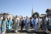 В Ивановской митрополии прошли торжества в честь Шуйской-Смоленской иконы Пресвятой Богородицы