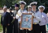 У день пам'яті загиблих на атомному підводному крейсері «Курськ» у містах Росії пройшли поминальні богослужіння