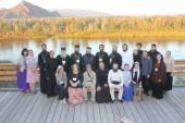 В Тыве завершился IV Миссионерский съезд православной молодежи сибирских епархий