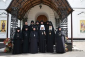 Председатель Синодального отдела по монастырям и монашеству возглавил работу монашеского съезда Тульской епархии